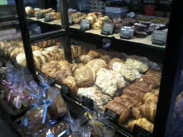 La Boulange, bakery, scones, bread