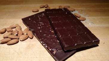 DIY Chocolate Bars, How to make your own chocolate bars